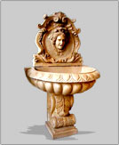 marble fountains, marble water fountain ,marble wall fountain