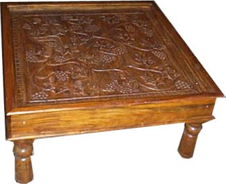 Wooden centre tables exporter centre table supplier centre table table cen - Table en bois vintage ...
