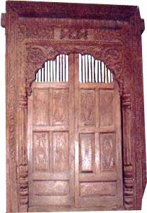 wooden doors, wooden door exporter, designer wooden doors, indian ...