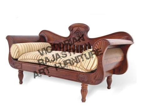 Wooden Victorian Sofa Height   80Cm Width   152Cm Depth   60Cm. Victorian Furniture Indian Victorian Furnitures  Manufacturer
