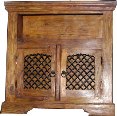 Wooden TV Unit U0026 Trolleys