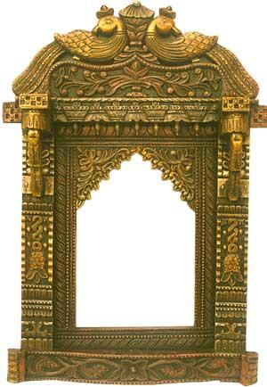 Wooden Jharokha Exporter Supplier Handcrafted Wooden