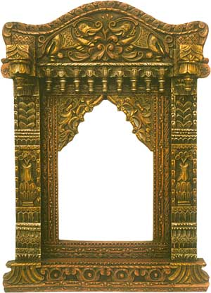 Wooden Jharokha Exporter Supplier Handcrafted Wooden